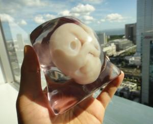 В роддомах Японии предлагают 3D-модель будущего ребенка