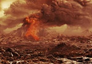 Космический аппарат Venus Express разведал вулканическую активность Венеры