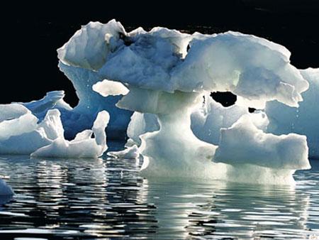 Потепление в Арктике оказалось беспрецедентным за последние 44000 лет