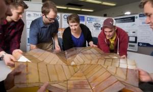 Инженеры создают солнечные батареи по принципу оригами