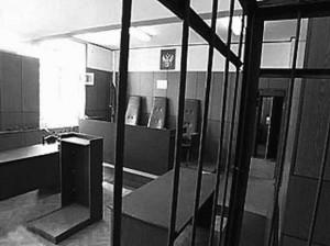 В Дмитрове суды проходят в здании барачного типа