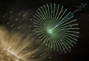 Астрономы заметили странное поведение сверхмассивной черной дыры