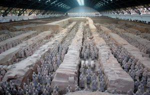 Древние греки, возможно, помогли создать Терракотовую армию