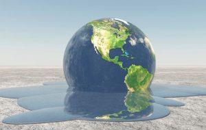 Климатический сдвиг изменяет все от генома до экосистем