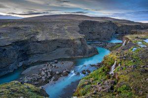 Высокогорье, Исландия