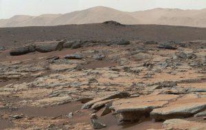 центральные нагорья страны являются аналогом Марса