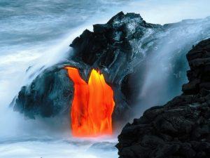 Килауэа вулкан, Гавайи