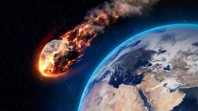 «Потенциально опасный» Астероид уже на подлете к Земле