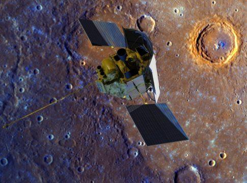 Ученые отправляют зонд к Меркурию в попытке разгадать его тайну