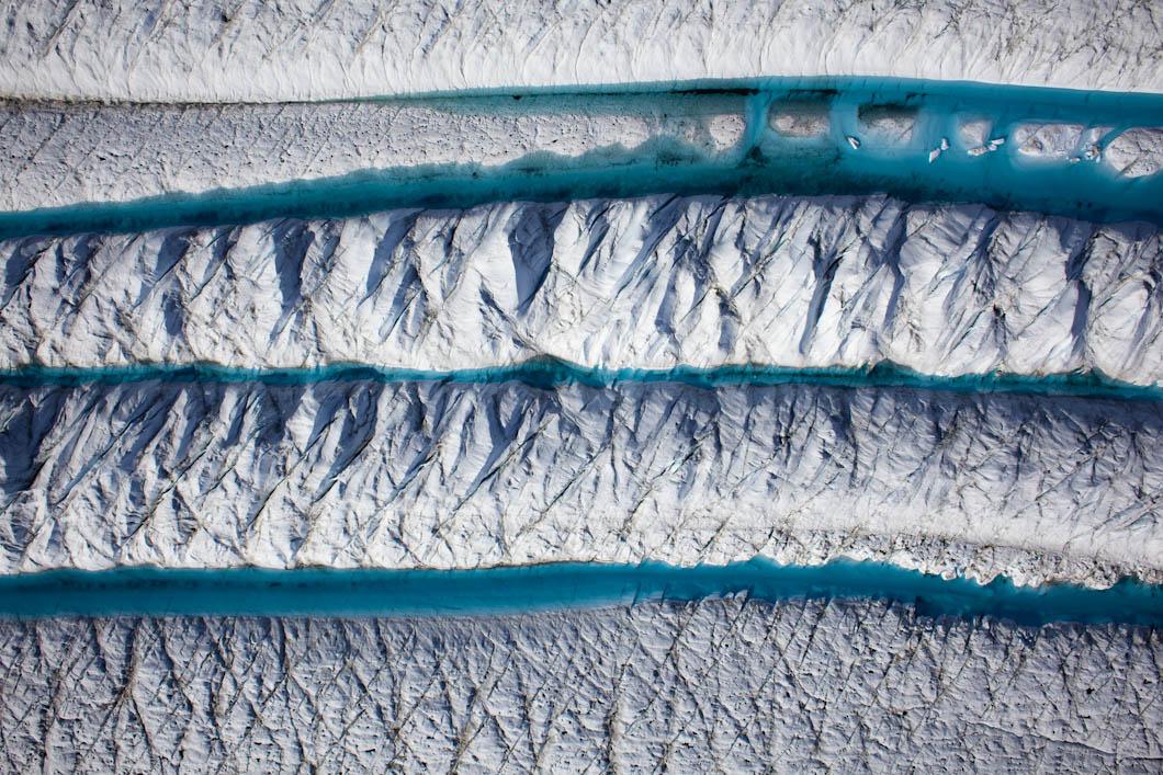 Установлена основная причина химического выветривания ледников Гренландии