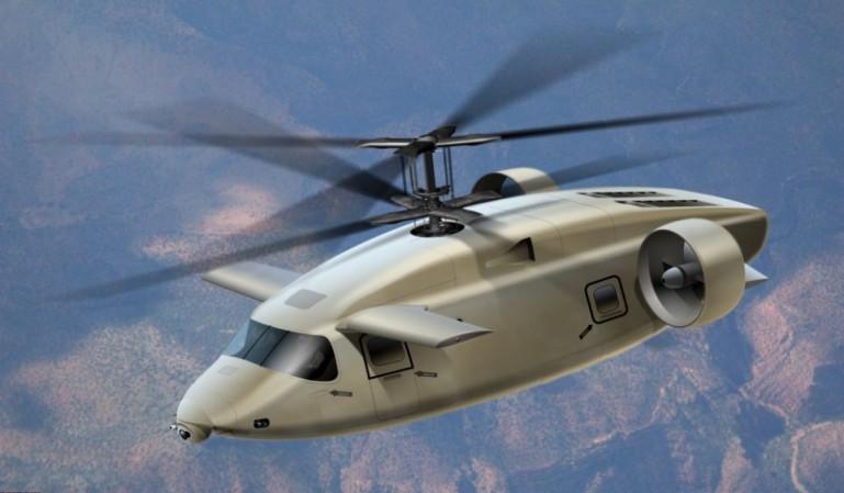 Армии США предлагается футуристический вертолет