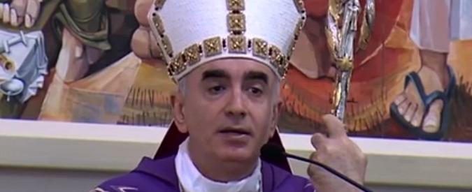 Епископ Ното Монсеньор Антонио Стальяно