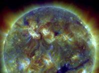 Солнце просто чихает на нас!