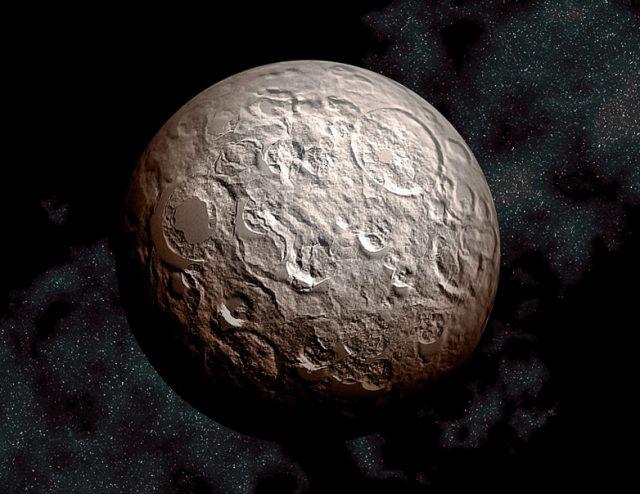 Таинственной «Планеты Девять» вообще не может существовать?